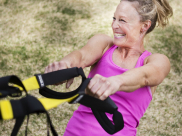 Your Body is Your Machine - TRX Training