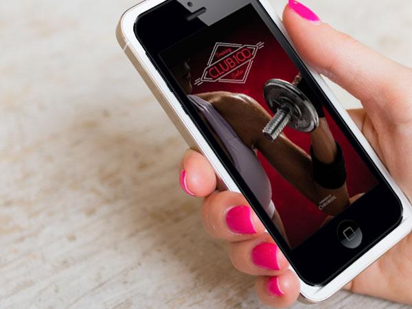 CLUB 100 Free Phone App Amenities, gym lake tahoe