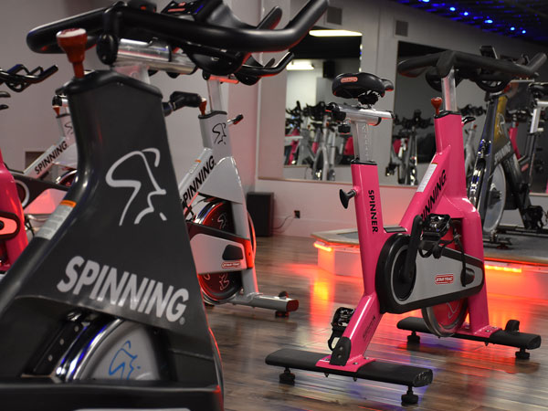 Indoor Cycling Spinning