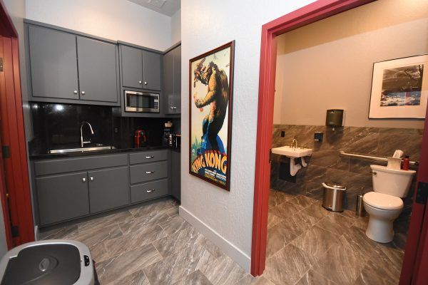 Restrooms & Showers