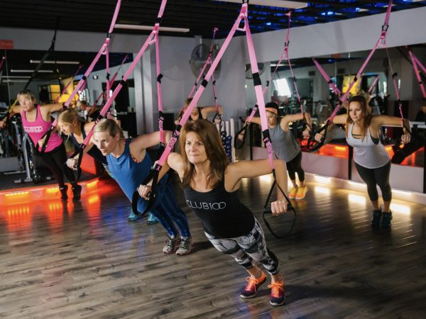 try a class at club 100