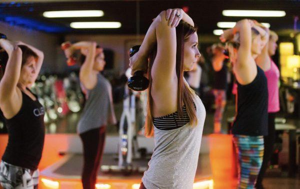 Yoga Barre & Cardio