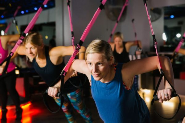 Small Group TRX