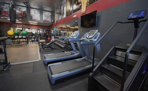 Lake Tahoe CLUB 100 Private Gym (2)